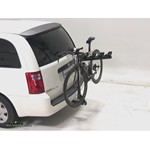 Pro Series Eclipse 4 Hitch Bike Rack Review - 2008 Dodge Grand Caravan