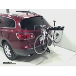 Pro Series Eclipse 4 Hitch Bike Rack Review - 2010 Buick Enclave