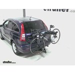 Pro Series Eclipse 4 Hitch Bike Rack Review - 2011 Honda CR-V