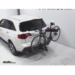 Pro Series Eclipse 4 Hitch Bike Rack Review - 2012 Acura MDX
