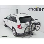 Pro Series Eclipse 4 Hitch Bike Rack Review - 2012 Ford Edge