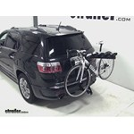 Pro Series Eclipse 4 Hitch Bike Rack Review - 2012 GMC Acadia