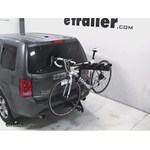 Pro Series Eclipse 4 Hitch Bike Rack Review - 2012 Honda Pilot