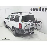 Pro Series Eclipse 4 Hitch Bike Rack Review - 2012 Nissan Xterra