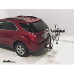 Pro Series Eclipse 4 Hitch Bike Rack Review - 2013 Chevrolet Equinox