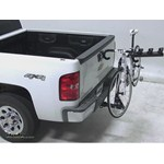 Pro Series Eclipse 4 Hitch Bike Rack Review - 2013 Chevrolet Silverado