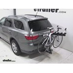 Pro Series Eclipse 4 Hitch Bike Rack Review - 2013 Dodge Durango
