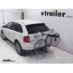 Pro Series Eclipse 4 Hitch Bike Rack Review - 2013 Ford Edge