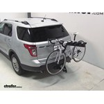 Pro Series Eclipse 4 Hitch Bike Rack Review - 2013 Ford Explorer