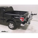 Pro Series Eclipse 4 Hitch Bike Rack Review - 2013 Ford F-150