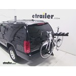 Pro Series Eclipse 4 Hitch Bike Rack Review - 2013 GMC Yukon XL
