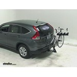 Pro Series Eclipse 4 Hitch Bike Rack Review - 2013 Honda CR-V