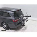 Pro Series Eclipse 4 Hitch Bike Rack Review - 2013 Honda Odyssey