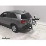 Pro Series Eclipse 4 Hitch Bike Rack Review - 2013 Kia Sorento