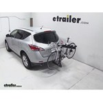 Pro Series Eclipse 4 Hitch Bike Rack Review - 2013 Nissan Murano