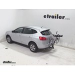 Pro Series Eclipse 4 Hitch Bike Rack Review - 2013 Nissan Rogue