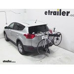 Pro Series Eclipse 4 Hitch Bike Rack Review - 2013 Toyota RAV4