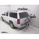 Pro Series Eclipse 4 Hitch Bike Rack Review - 2014 Chevrolet Suburban