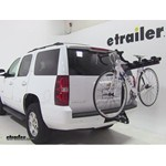Pro Series Eclipse 4 Hitch Bike Rack Review - 2014 Chevrolet Tahoe