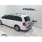 Pro Series Eclipse 4 Hitch Bike Rack Review - 2014 Dodge Grand Caravan