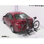 Pro Series Q-Slot Hitch Bike Rack Review - 2009 Ford Focus