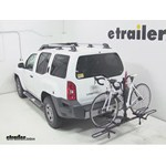 Pro Series Q-Slot 2 and 4 Bike Hitch Bike Rack Review - 2012 Nissan Xterra