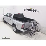Pro Series Q-Slot 2 and 4 Bike Hitch Bike Rack Review - 2013 Toyota Tacoma