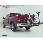 Pro Series Q-Slot 2 and 4 Bike Hitch Bike Rack Review - 2014 Ram 1500
