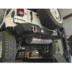Trailer Brake Controller Installation - 2014 Jeep Wrangler Unlimited