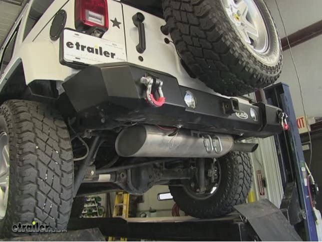 trailer brake controller installation 2014 jeep wrangler trailer brake controller installation 2014 jeep wrangler unlimited video etrailer com