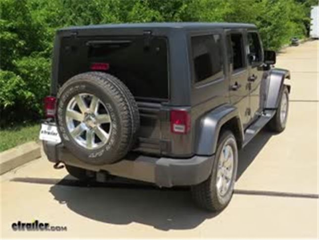 Trailer Brake Controller Installation 2017 Jeep Wrangler