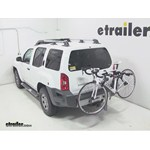 Prorack 4 Hitch Bike Rack Review - 2012 Nissan Xterra