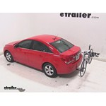 Prorack 4 Hitch Bike Rack Review - 2014 Chevrolet Cruze