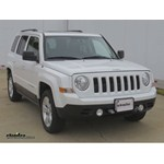 Rain-X Latitude Wiper Blades Installation - 2013 Jeep Patriot