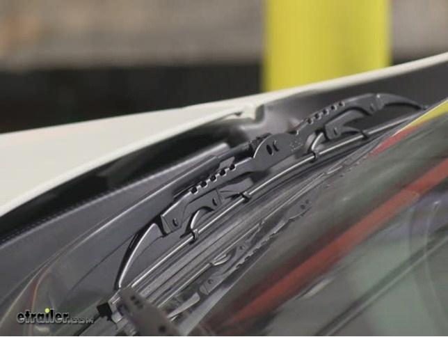 rain-x weatherbeater wiper blades installation - 2012 nissan altima