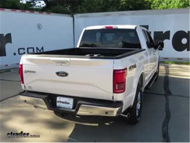 Reese Quick Install Wheel Base Rails Installation Ford