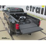 Reese Quick-Install 5th Wheel Base Rails Installation - 2015 Chevrolet Silverado 3500