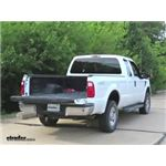 Reese Quick-Install 5th Wheel Base Rails Kit Installation - 2009 Ford F-250