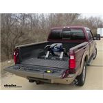 Reese Quick-Install Custom 5th Wheel Base Rails Installation - 2012 Ford F-250