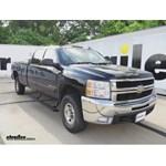 Gooseneck Trailer Hitch Installation - 2007 Chevrolet Silverado New Body