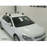 Rhino Rack Aero Roof Rack Installation - 2011 Chevrolet Malibu