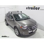 Rhino-Rack Euro Square Roof Rack Installation - 2013 Ford Edge