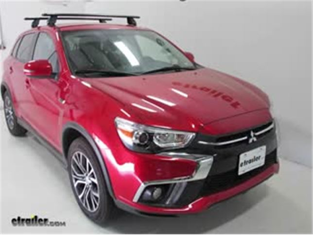 Rhino Rack Roof Rack Review - 2018 Mitsubishi Outlander Sport