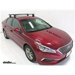 Hyundai Sonata Roof Rack Etrailer Com