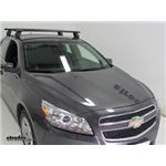 Rhino Rack Roof Rack Review - 2013 Chevrolet Malibu