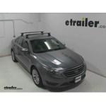 Ford Taurus Roof Rack Etrailer Com