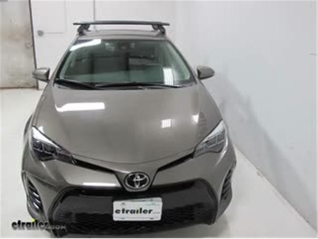 Cozy Roof Rack For 2015 Corolla Page 2 Toyota Nation Forum