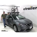 Rhino Rack Roof Basket Review - 2017 Nissan Sentra