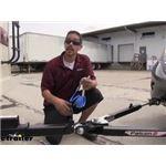 RoadMaster Coiled Safety Cables Installation -  2013 Honda CR-V