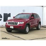 Roadmaster EZ4 Base Plate Kit Installation - 2011 Jeep Grand Cherokee